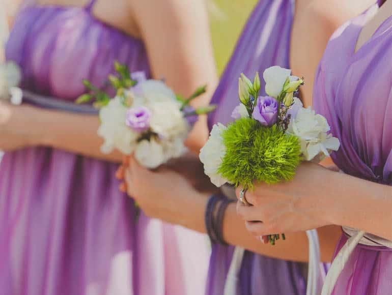 Types of Bridesmaids