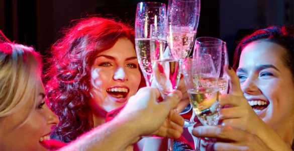 What Will Happens at a Bachelorette Party
