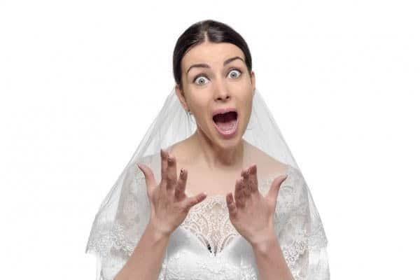 Irresolute Bride