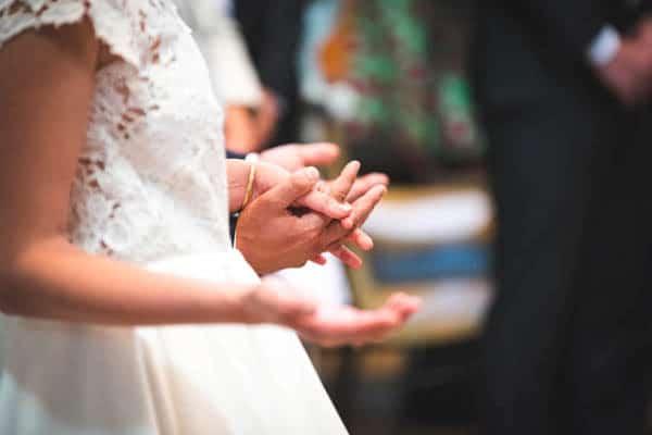 Religious will impact wedding style