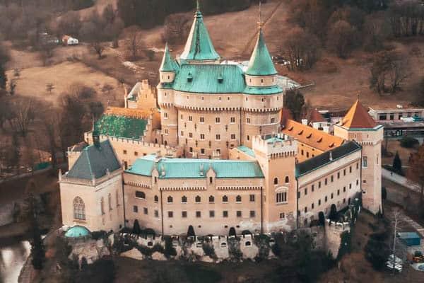 Fairy Tale in Castle