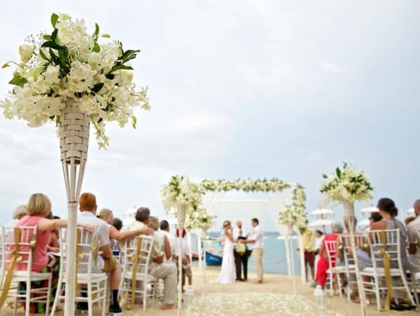 Dress Codes for Beach Wedding